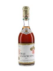 Tokaji 1984 Szamarodni Sweet Ashdown Wines 50cl / 13.5%