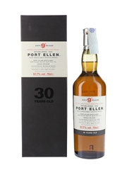 Port Ellen 1979 30 Year Old Special Releases 2009 - 9th Release 70cl / 57.7%