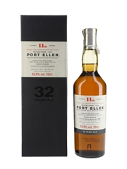 Port Ellen 1979 32 Year Old Special Releases 2011 - 11th Release 70cl / 53.9%