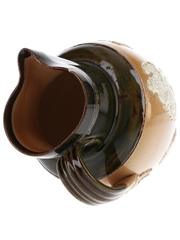 Dewar's Ceramic Water Jug Royal Doulton 13cm x 12cm x 12cm