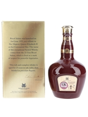 Royal Salute 21 Year Old Bottled 2013 - The Ruby Flagon 70cl / 40%