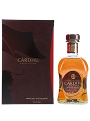 Cardhu 1991 21 Year Old Special Releases 2013 70cl / 54.2%