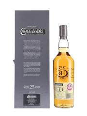 Cragganmore 1988 25 Year Old Special Releases 2014 70cl / 51.4%