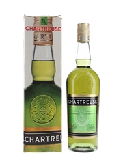 Chartreuse Green Bottled 1975-1982 70cl