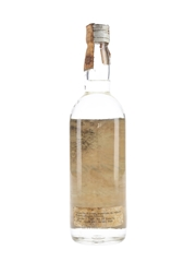 Caroni Superb Light Trinidad White Rum Bottled 1960s - Abbot Wine And Spirit Distributors 75.7cl / 40%
