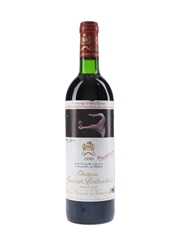 Chateau Mouton Rothschild 1990