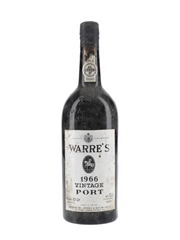 Warre's 1966 Vintage Port