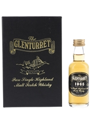 Glenturret 1965  5cl / 40%