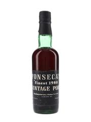 Fonseca's Finest 1980