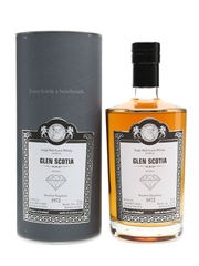 Glen Scotia 1972 40 Years Old Malts Of Scotland 70cl
