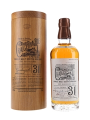 Craigellachie 31 Year Old  70cl / 52.2%