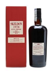 Skeldon 1978 Full Proof 27 Years Old Velier 70cl