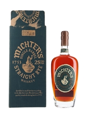 Michter's 25 Year Old Single Barrel Straight Rye