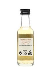 Asyla Bottled 2000s - Compass Box 5cl / 40%