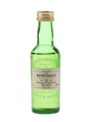 Benromach 1976 18 Year Old - Cadenhead's 5cl / 65%