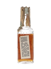 Jim Beam 4 Year Old Bottled 1960s 4.7cl / 43%