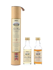 Thomas Lowndes 10 Year Old St Michael - Marks & Spencer 2 x 5cl / 40%