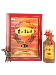 Kweichow Moutai 15 Year Old