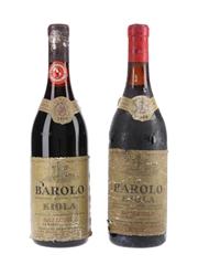Barolo Kiola 1969