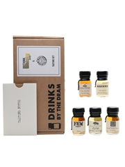Think Whisky 2018 & Maverick Drinks Tasting Set Balcones, Brenne, Few Spirits, New York Distilling Company, Wolfburn 5 x 3cl
