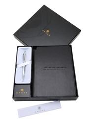 Macallan Ballpoint Pen & Journal Cross
