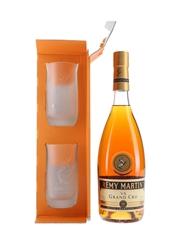 Remy Martin VS Grand Cru Petite Champagne - Glass Pack 70cl / 40%