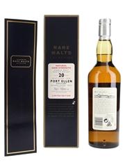 Port Ellen 1978 20 Year Old Bottled 1998 - Rare Malts Selection 70cl / 60.9%