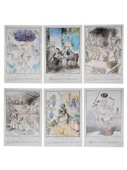 Ronald Searle Prints