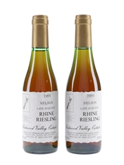 Nelson Late Harvest Rhine Riesling 1989