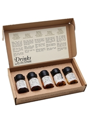 Darkness! Drinks By The Dram Ardbeg, Benrinnes, Clynelish, Macallan 5 x 3cl