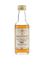 Macallan 1966 Bottled 1985 5cl / 43%