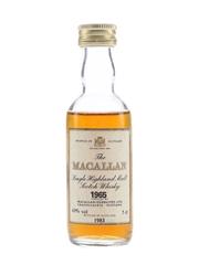 Macallan 1965 Bottled 1983 5cl / 43%