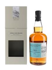 Caol Ila 1983 Single Cask Bottled 2018 - Wemyss Malts 70cl / 46%