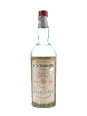 Jackson & Sons Old Crown Gin