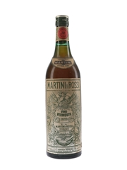 Martini Extra Dry Bottled 1950s-1960s 100cl / 18%