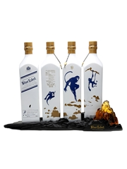 Johnnie Walker Year of the Monkey Set With Stand