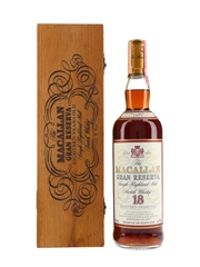 Macallan 1979 18 Year Old Gran Reserva