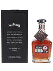 Jack Daniel's Holiday Select 2013  70cl / 49%