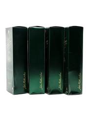 Johnnie Walker Green Label Taiwan Wonders Collection With Stand 4 x 70cl