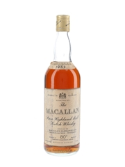 Macallan 1962 Bottled 1970s 75cl / 46%
