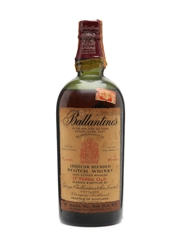 Ballantine's 17 Year Old Bottled 1940s 75cl / 43%