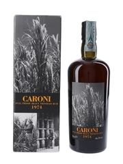 Caroni 1974 34 Year Old Full Proof Heavy Trinidad Rum Bottled 2008 - Velier 70cl / 66.1%