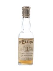 The Eldon Bottled 1940s - F M Laing & Co. 5cl
