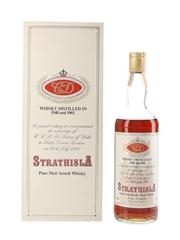 Strathisla 1948 & 1961 Royal Wedding