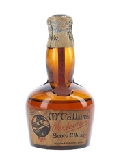 McCallum's Perfection Bottled 1930s-1940s 5cl