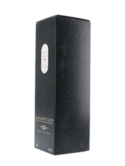 Lagavulin 12 Year Old Natural Cask Strength Special Releases 2012 70cl / 56.1%