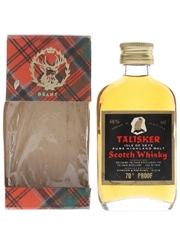 Talisker 70 Proof Black Label Gold Eagle