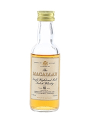 Macallan 16 Year old Bottled 1980s 4.6cl / 43%