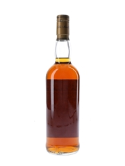 Macallan 1963 25 Year Old Anniversary Malt Bottled 1988 75cl / 43%