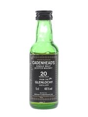 Glenlochy 20 Year Old